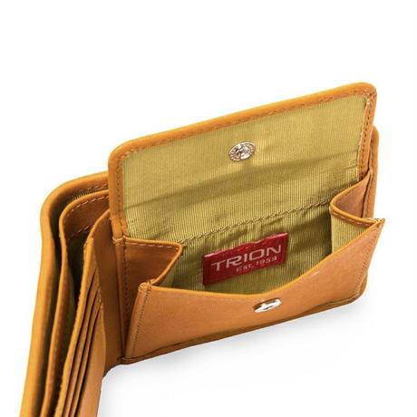 TRION グラブレザー 2つ折り財布 (※BALL TOWN®︎ 保湿CREAM付き)
