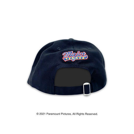 BALL TOWN × major LEAGUE cap【Black】