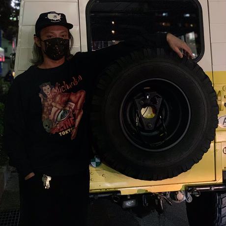 Richardson Faline x Richardson Halloween long sleeves