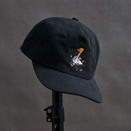 Trial By Fire Snap Back Cap