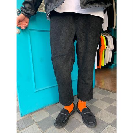 TCSS - WOOL BOA PANT (Black)