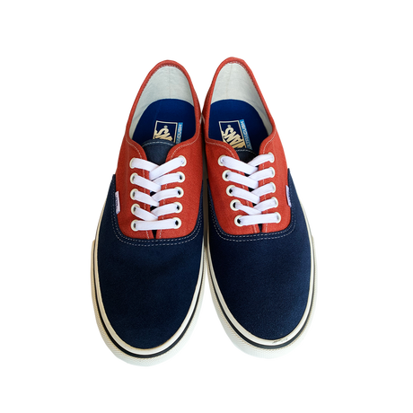 AUTHENTIC_SF (TWO TONE SALT WASH) D.BLUES/B.BRICK