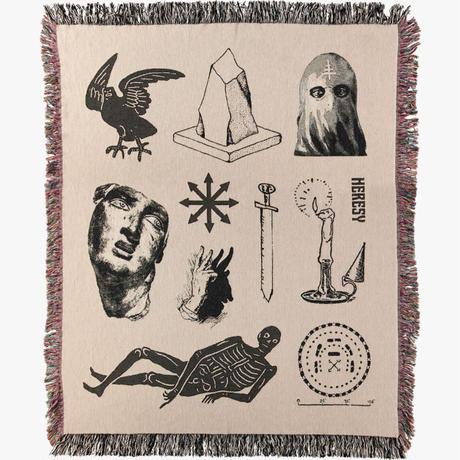HERESY Cult Blanket