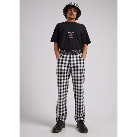 Afends Ninety Twos Gingham Relaxed Fit
