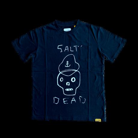CRITICAL SLIDE SALTY TEE