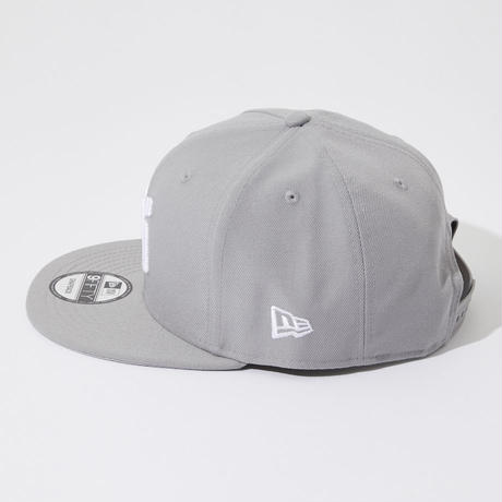 バ 9FIFTY CAP(GRY)