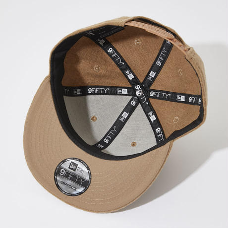 バ 9FIFTY CAP(BEG)
