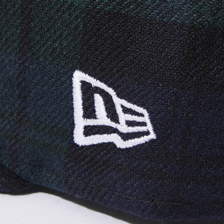 バ 9FIFTY CAP(GRN check)