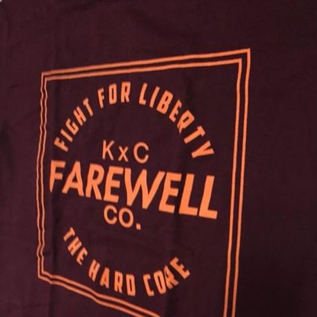 Farevvell Old-Logo 【T-shirt】