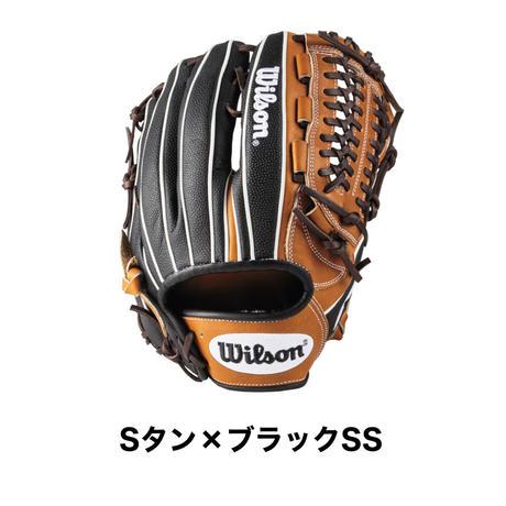 【限定】ウイルソン2021限定軟式グローブ WTARHH33P 型付け無料