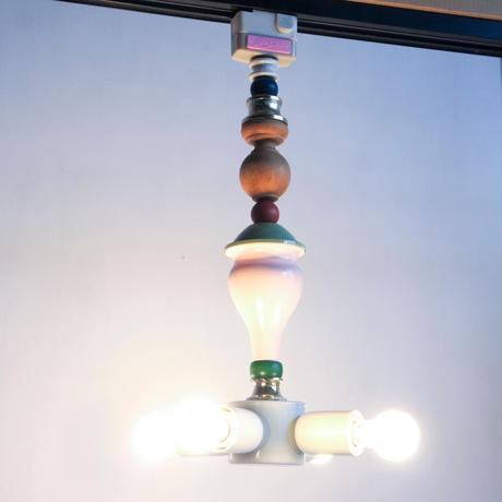 CULTURAL COMPLEX LAMP small