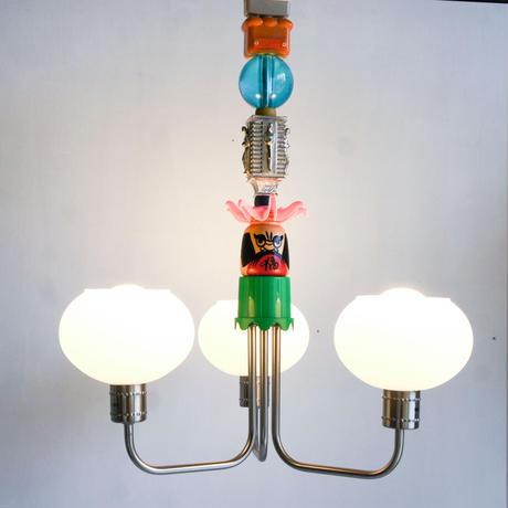 CULTURAL COMPLEX LAMP large