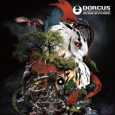 DJ KENSAW / DORCUS TOP BREEDING MIX VOL.2[MIX CD]