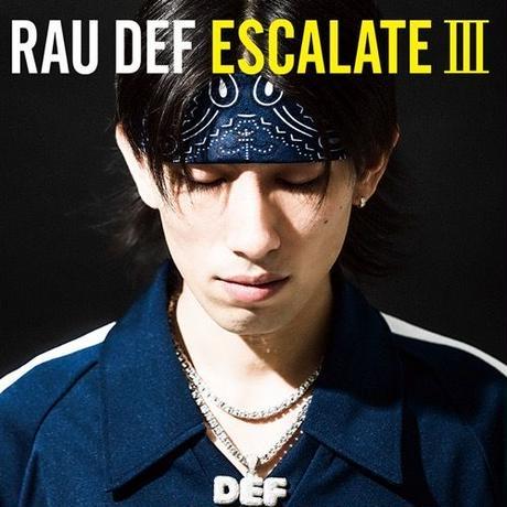 9/25 - RAU DEF / ESCALETE III [CD]