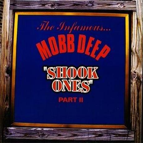MOBB DEEP / SHOOK ONES, PART I & II [7inch]