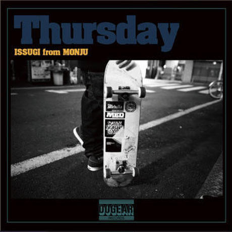 ISSUGI from MONJU /Thursday Instrumental [LP]