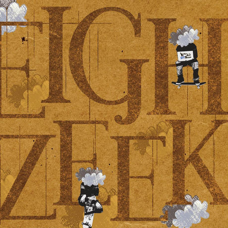 DJ ZEEK / ONEEIGHTY [2MIX CD]