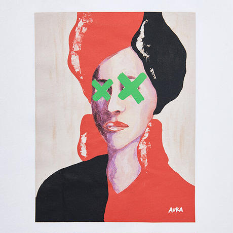 AURA CREWNECK(WHITE)