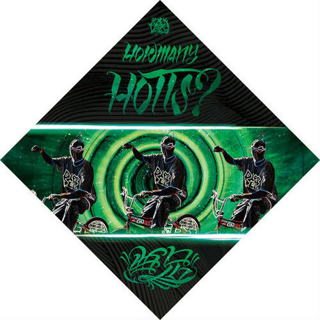 曲兄 / HOW MANY HOTTS? [CD]