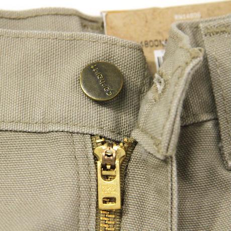 Carhartt B11 Washed Duck Work Pants -Desert-