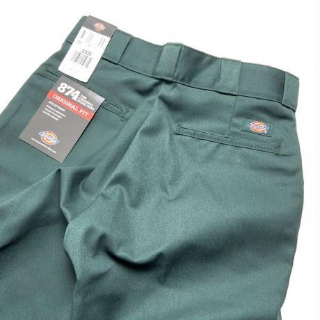 Dickies 874 ORIGINAL FIT WORK PANTS -Hunter Green-