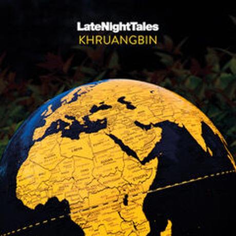 Khruangbin / Late Night Tales: Khruangbin [2LP+DL] -Orange Vinyl-