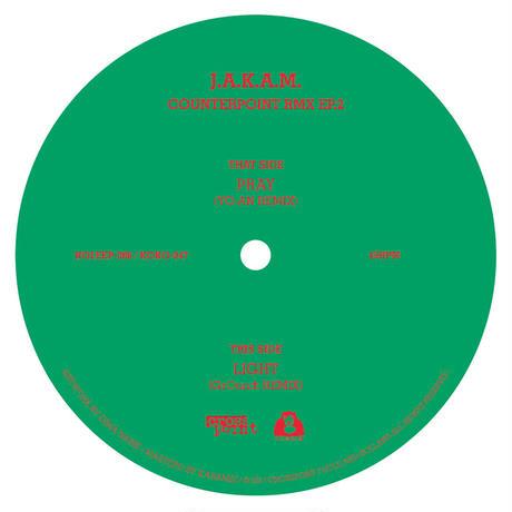J.A.K.A.M. / Counterpoint RMX EP.2 (YO.AN & Gr○un土 REMIX) [12INCH]