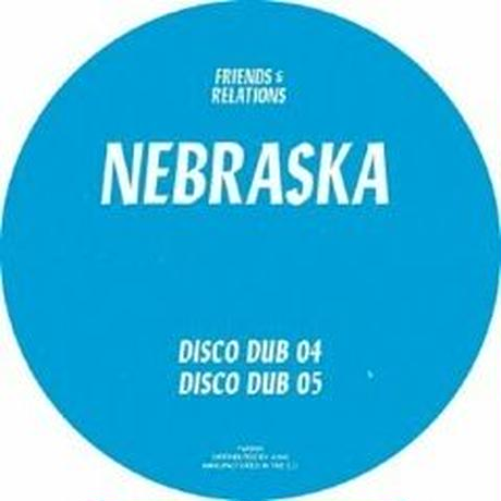 NEBRASKA / F&R008 Disco Dubs 2 [12inch]