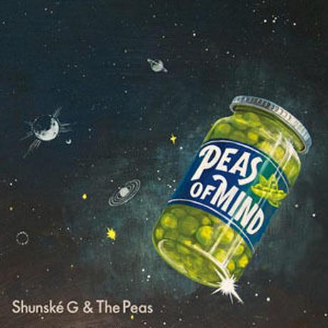 SHUNSKE G & THE PEAS / PEAS OF MIND [LP+7inch]