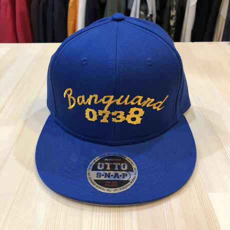 Banguard snapback(BLUE)