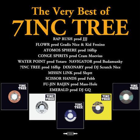 ISSUGI - 7INC TREE / V.A. [CD]