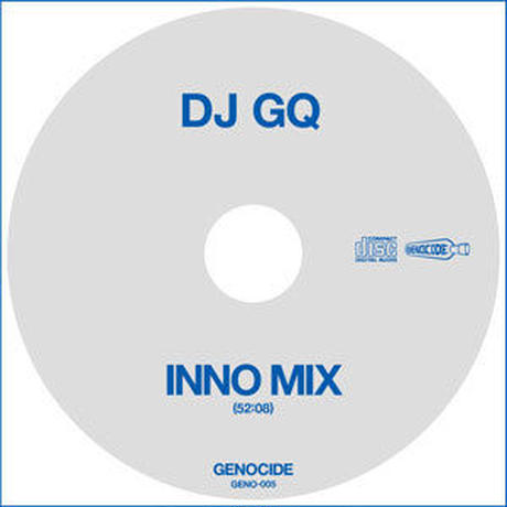 DJ GQ / INNO MIX [MIX CD]
