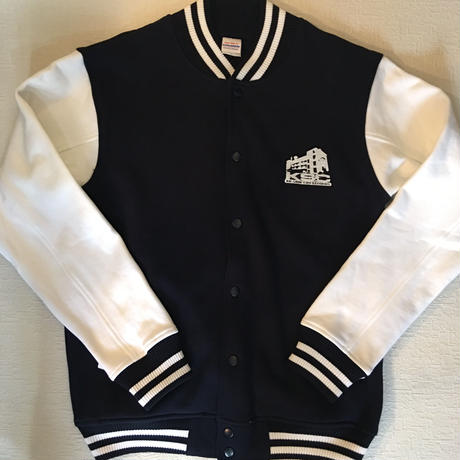 Kinokuni stadium jacket(Navy)