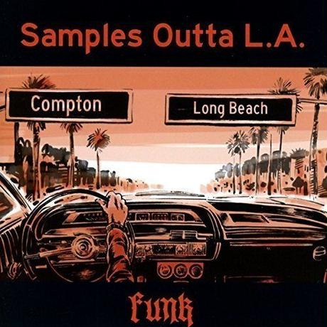 V.A. - SAMPLES OUTTA L.A. / FUNK [LP]