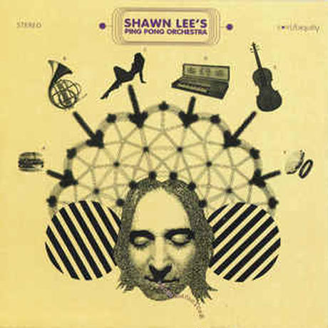 Shawn Lee's Ping Pong Orchestra ‎/ Voices And Choices [CD]