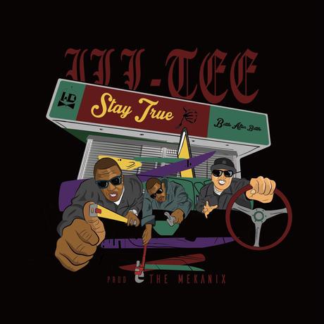 ILL-TEE / SINGLE [CD]