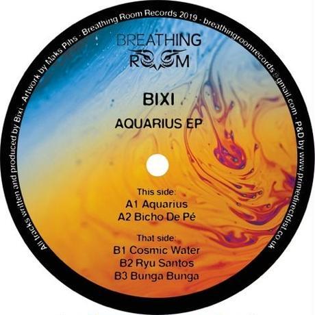 Bixi / Aquarius EP [12inch]