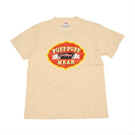 PUF PUF TEE (NATURAL)
