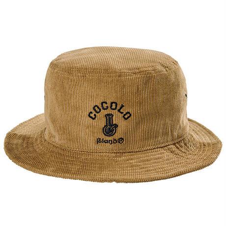 CORD BONG BUCKET HAT(BEIGE)