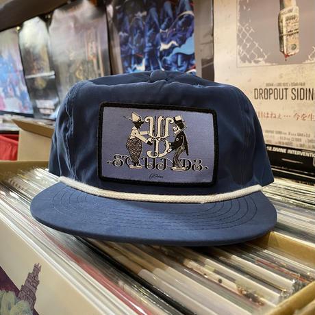 Hail Wappen Cap <Navy x Lavender>