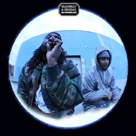 GRANDMILLY & SHOZAE / ADVENTURELAND [LP]