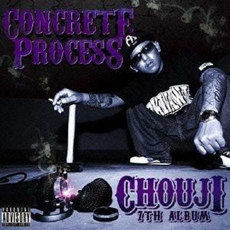 CHOUJI / CONCRETE PROCESS [CD]