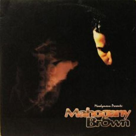 MOODYMANN / マホガニー・ブラウン [CD]