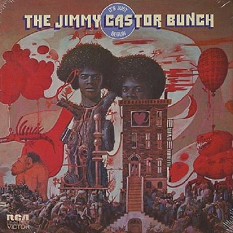 JIMMY CASTOR BUNCH / IT'S JUST BEGUN [LP]