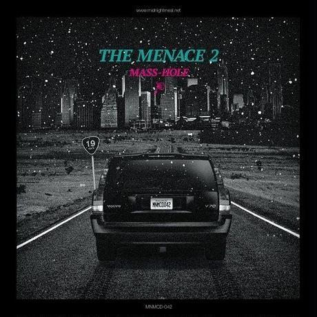 MASS-HOLE / THE MENACE 2 [MIX CD]