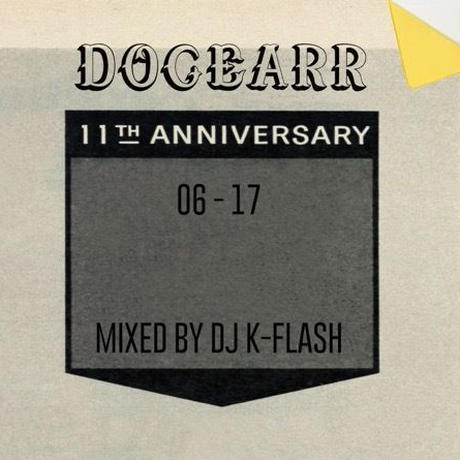 DOGEAR RECORDS / 06-17 Mixed by DJ K-FLASH [MIX CD]