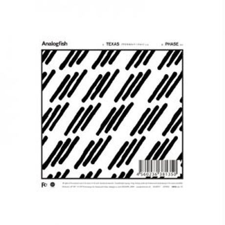 アナログフィッシュ / TEXAS (やけのはらバージョン) [7INCH]
