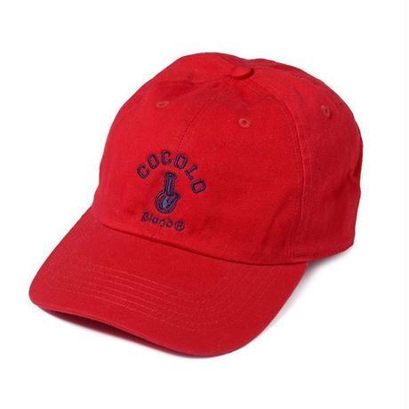 CLASSIC BONG 6PANELS CAP (RED)