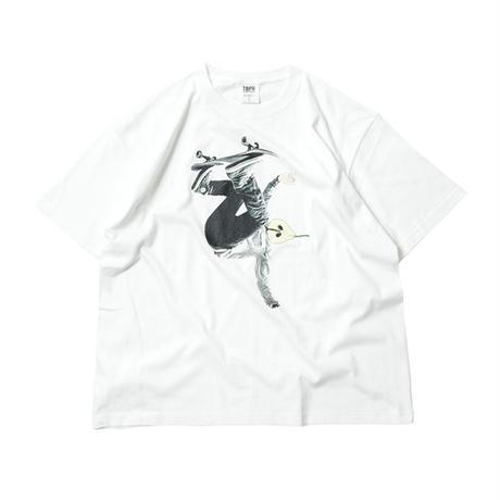 LA FLANCE MAN-T (white) size L only