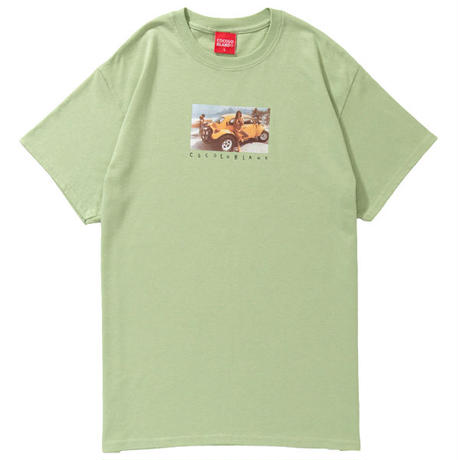 BEETLE S/S TEE (BEANS GREEN)